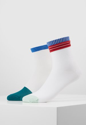 CONCHITA ANKLE LIZA ANKLE 2 PACK - Socks - multi