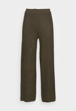 ONLNEW DALLAS PANTS - Trousers - forest night