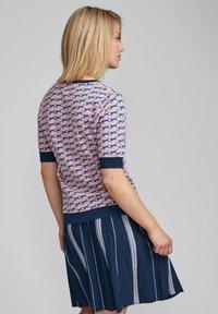 Nümph - NUBRENDA  - Print T-shirt - pale mauve - 1