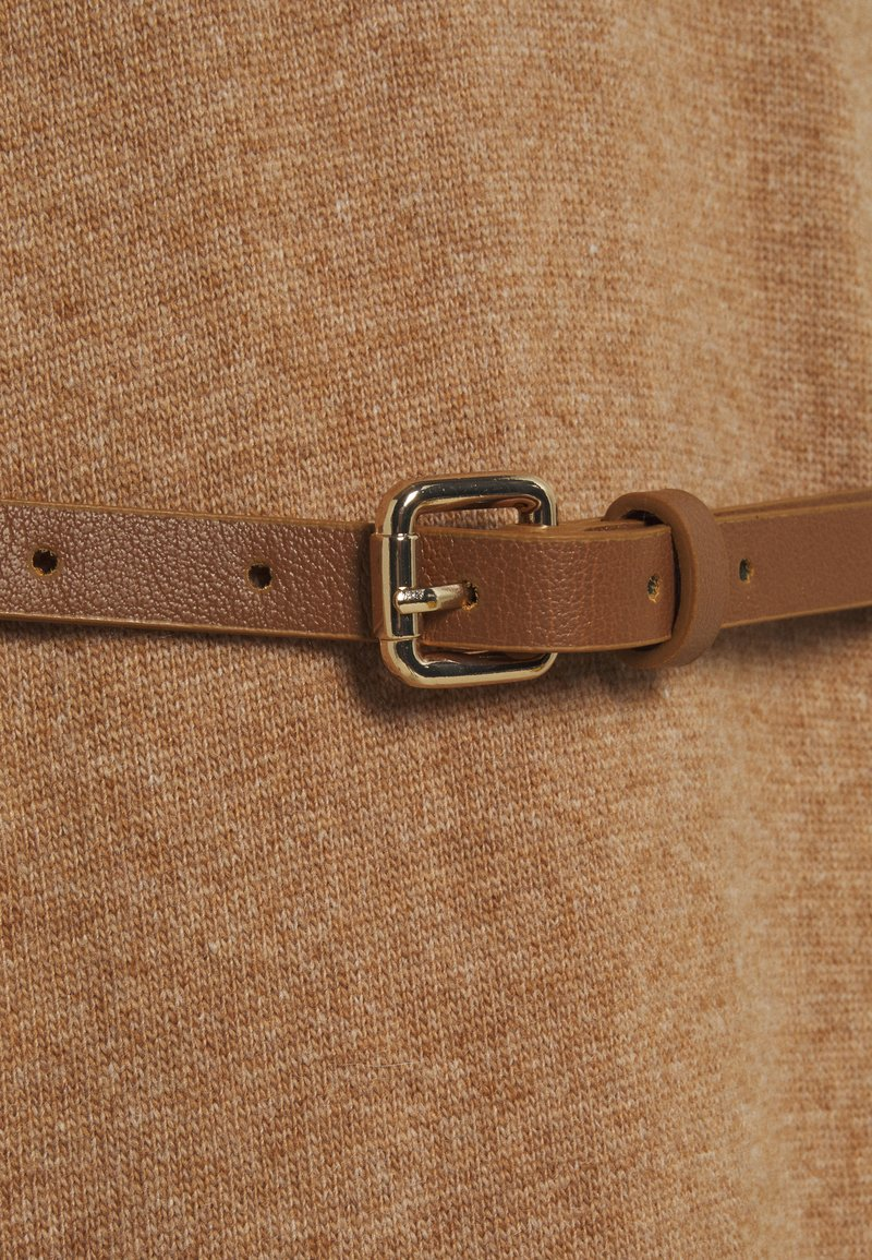 Esprit Collection DRESS - Strickkleid - camel ALYNtc