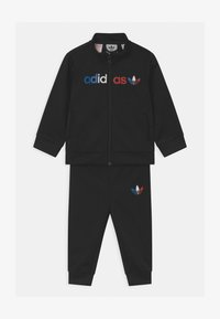adidas Originals - SET UNISEX - Verryttelypuku - black - 0