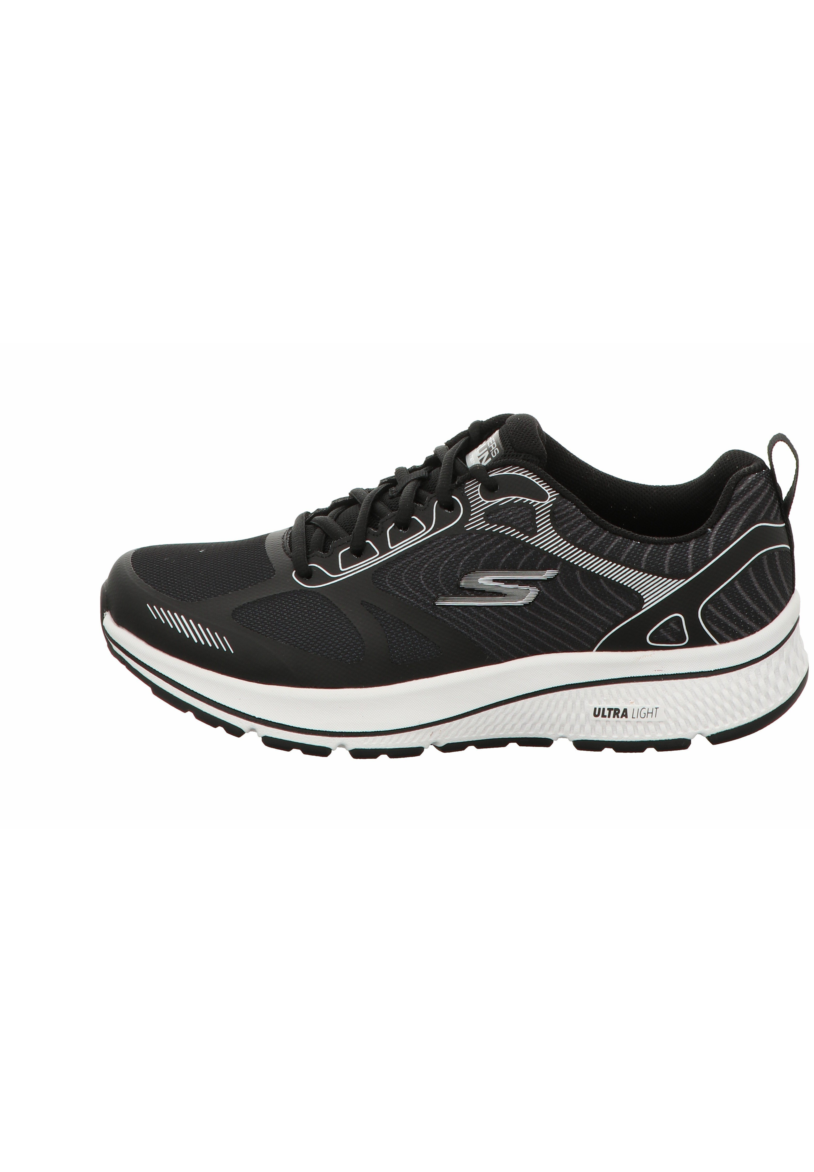 Men GO RUN CONSISTENT - Neutral running shoes - black/white
