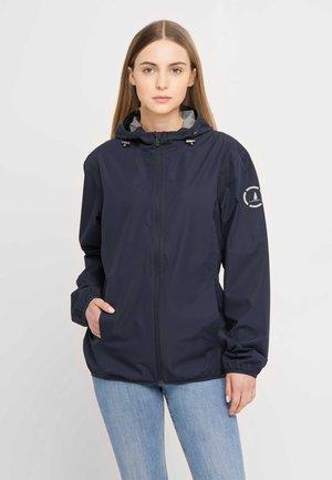 GERMAINE - Waterproof jacket - dark navy