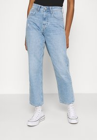 Pepe Jeans - DOVER - Džíny Relaxed Fit - denim - 0