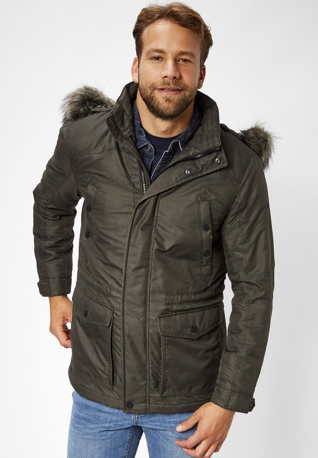 MIC MASKULINER  - Winter jacket - brown