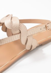 Anna Field Wide Fit - Tongs - rose-gold - 2