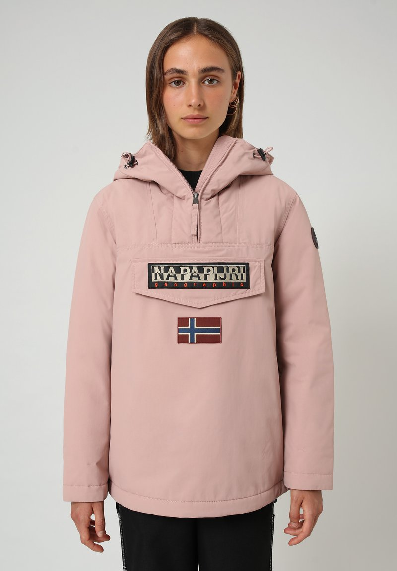 Napapijri - RAINFOREST WINTER - Jas - pink woodrose