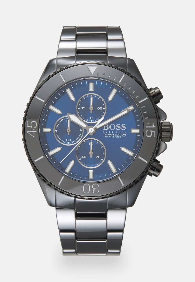 BOSS - OCEAN EDITION - Watch - silver-coloured