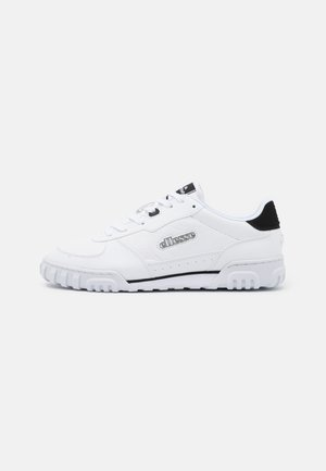TANKER - Sneaker low - white/black