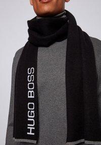 BOSS - ADEN - Scarf - black - 1