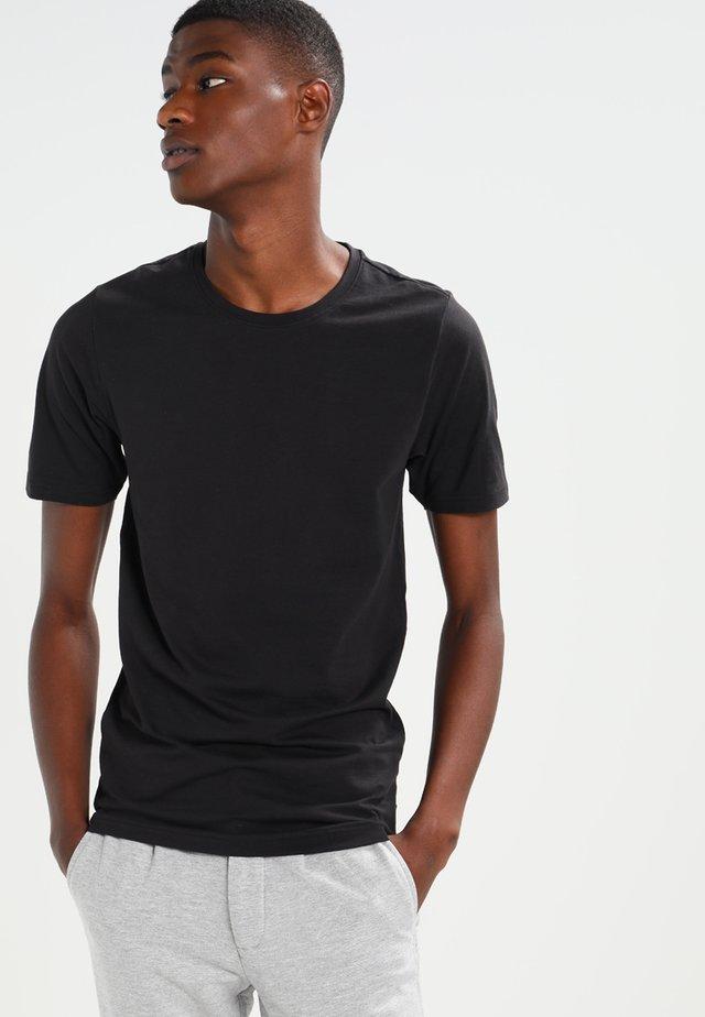 ONSBASIC O-NECK SLIM FIT - Basic T-shirt - black