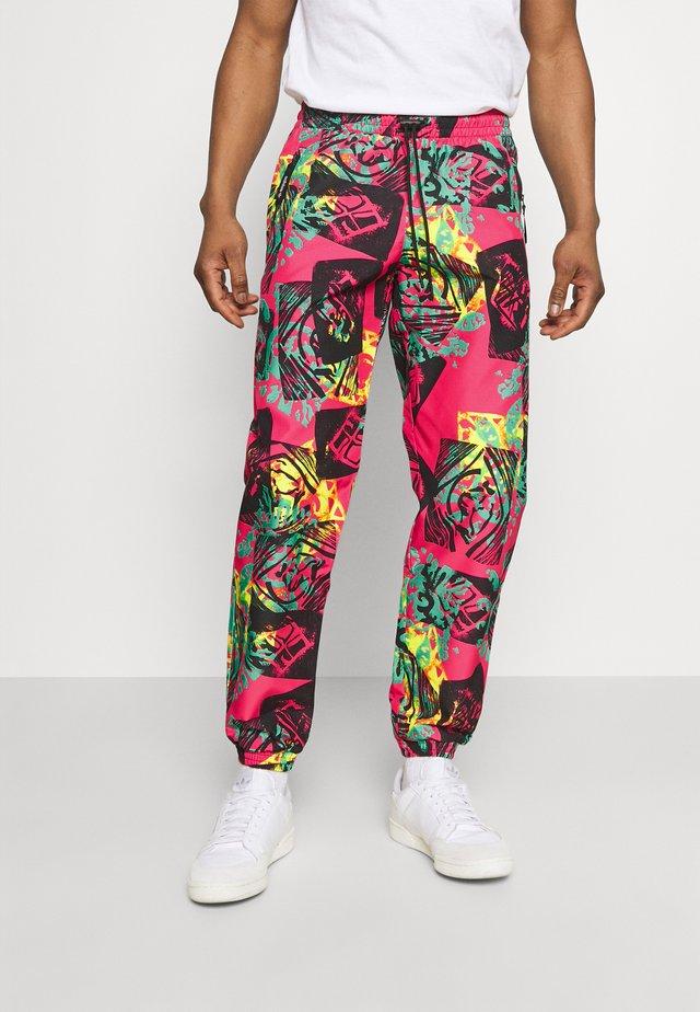 PANTS - Tracksuit bottoms - multicolor