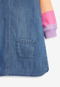 Next - Denim dress - pink - 2