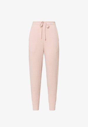 SOFT TOUCH FLUFFY - Pyjama bottoms - rose