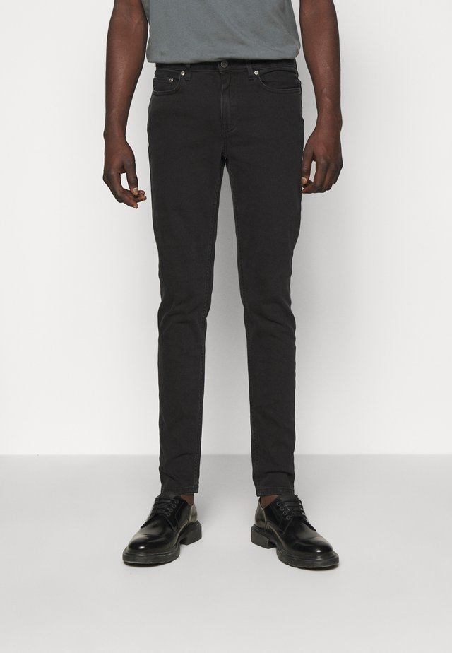 SHADY - Slim fit jeans - charcoal