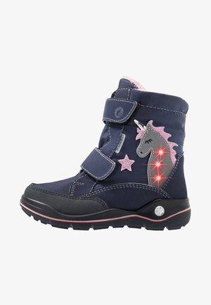 ANNIKA - Winter boots - marine/nautic