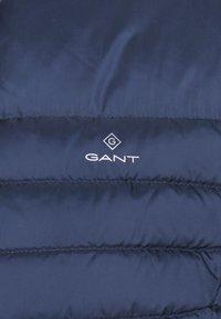 GANT - LIGHT JACKET - Down jacket - evening blue - 3