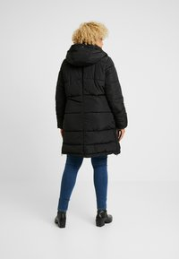 ONLY Carmakoma - CARRHODA WINTER COAT - Winter coat - black - 3