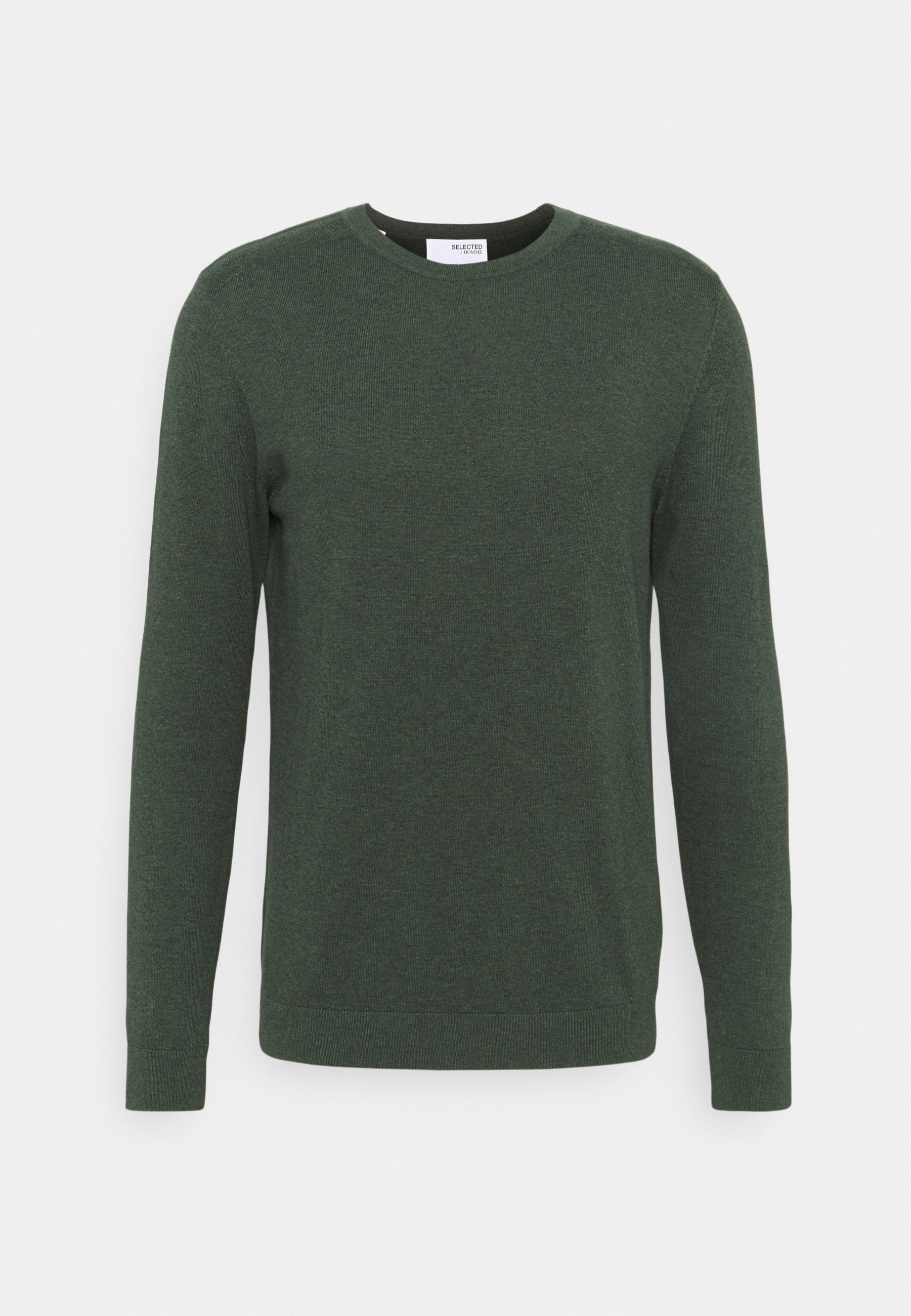 Homme SLHBERG CREW NECK - Pullover