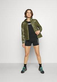 adidas Performance - VARILITE - Down jacket - green - 1