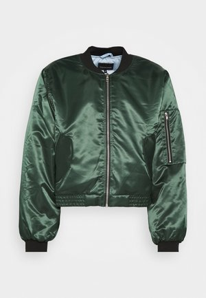UNISEX JACKET - Bomber bunda - green