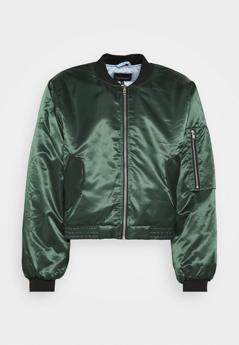 Ziq and Yoni - UNISEX JACKET - Bomberjacks - green