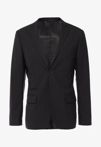 Filippa K - RICK COOL JACKET - Suit jacket - black - 4