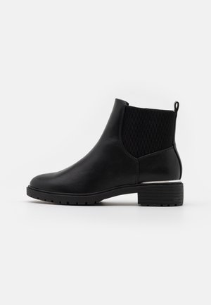 WIDE FIT DAPPER  - Bottines - black