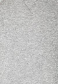 Pier One - 3 PACK - Sweatshirt - bordeaux/black/grey - 7