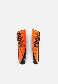 Puma - ULTIMATE FLEX UNISEX - Schienbeinschoner - shocking orange/black white - 2