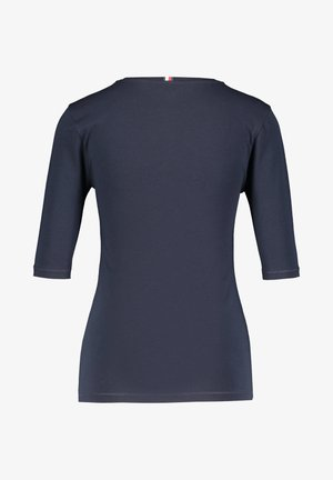T-shirt basique - marine (52)