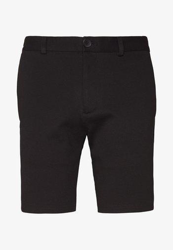 JJIPHIL CHINO - Shorts - black