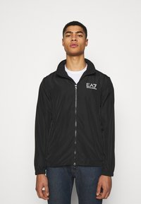 EA7 Emporio Armani - Summer jacket - black - 0