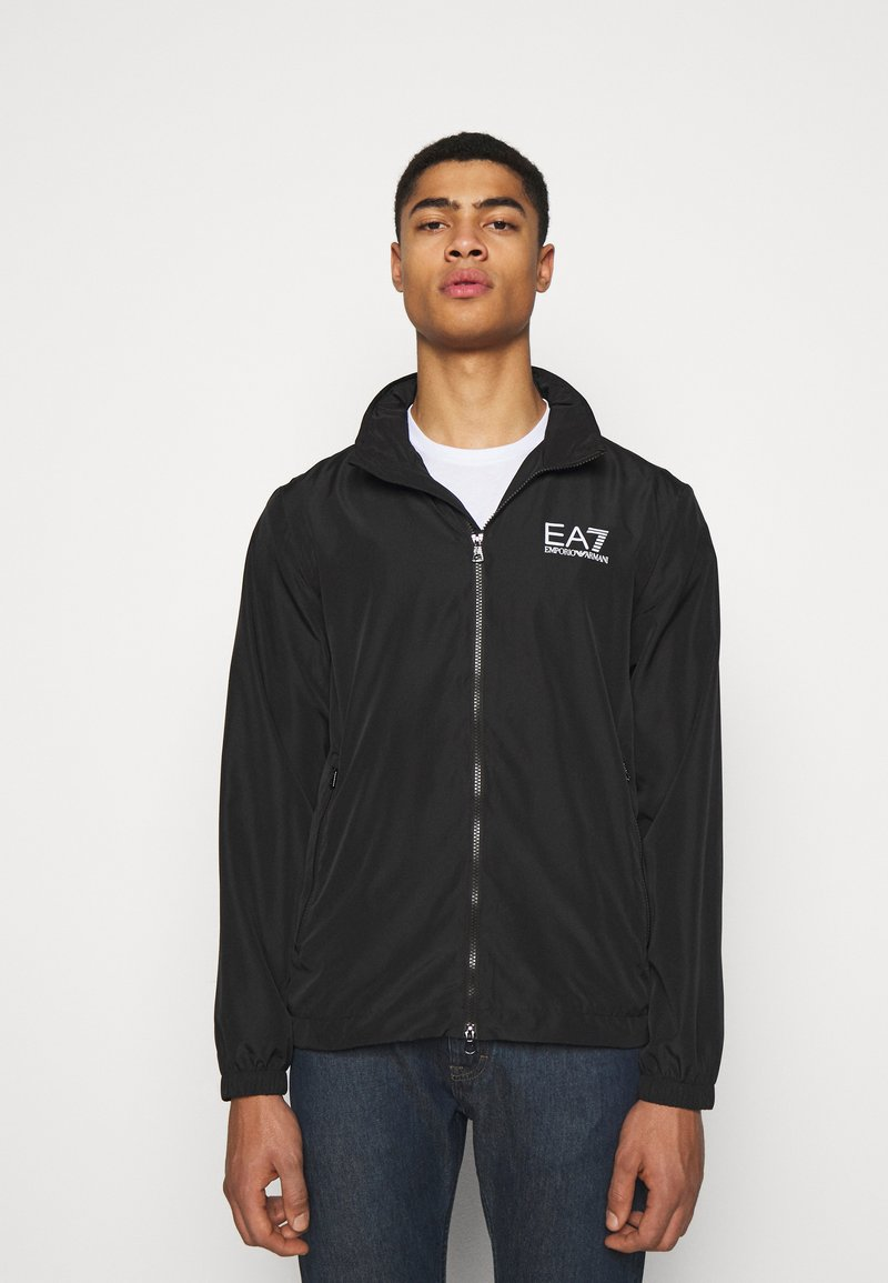 EA7 Emporio Armani - Summer jacket - black
