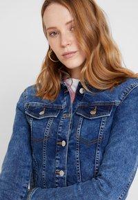 JDY - Denim jacket - medium blue denim - 3