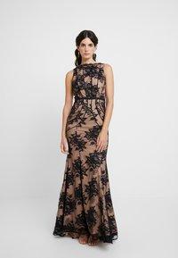 Jarlo - KYLIE - Společenské šaty - black - 0