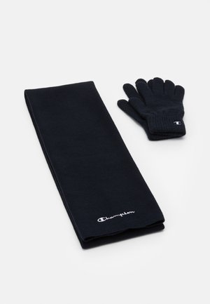LEGACY WINTER SET UNISEX - Scarf - navy