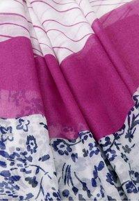 TOM TAILOR - Scarf - plum blossom lilac - 1