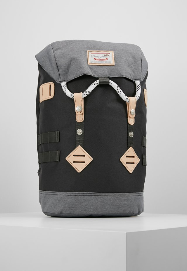 COLORADO SMALL - Rucksack - black/grey