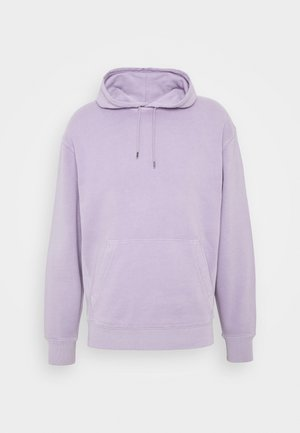 DYE FRENCH TERRY HOODY - Hoodie - misty grape