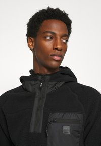 INDICODE JEANS - ELLERSLIE - Fleece jumper - black - 4