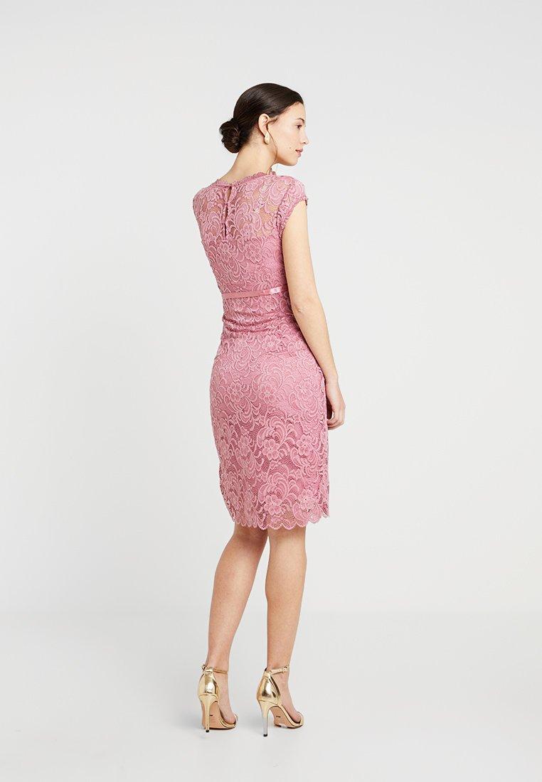 MAMALICIOUS MLNEWMIVANA CAP DRESS - Cocktail dress / Party dress - pink