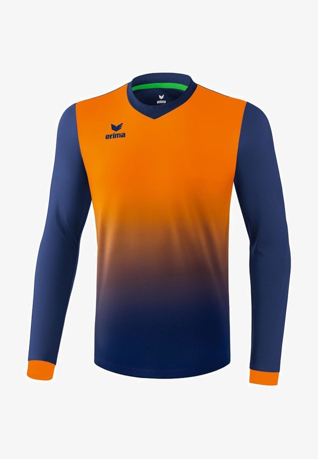 LEEDS  - Sportswear - new navy / orange
