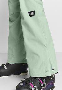O'Neill - STAR SLIM PANTS - Ski- & snowboardbukser - jadeite - 3