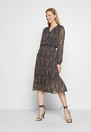 ROSITA FLOWERLY - Day dress - black