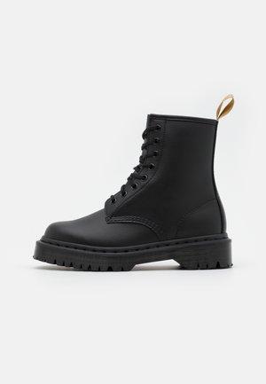 VEGAN 1460 BEX MONO UNISEX - Lace-up ankle boots - black