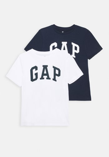 BOYS LOGO TEE 2 PACK