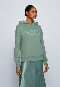 BOSS - EFESSA - Hoodie - light green - 0