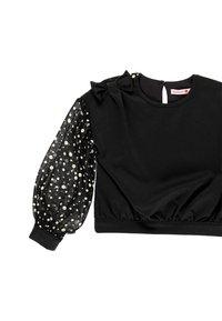 Boboli - Long sleeved top - black - 1