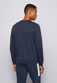 BOSS - SALBO - Sweatshirt - dark blue - 2